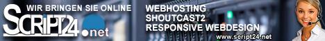 Webhosting, SHOUTcast, Hosting -